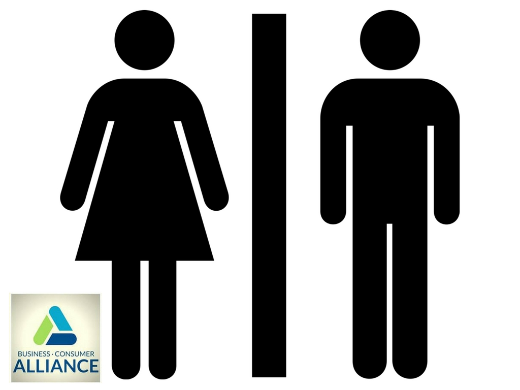 California Businesses Must Comply with All Gender Bathroom Laws