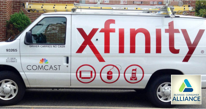 Comcast/Xfinity Customers:  Check Your Bills Carefully
