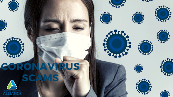 Don't Let Coronavirus Scammers Prey on Your Fears