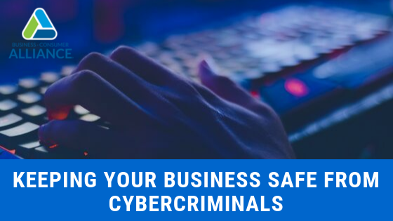 Keeping Your Business Safe from Cyber Crooks