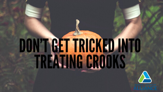 Don't Get Tricked Into Treating Crooks