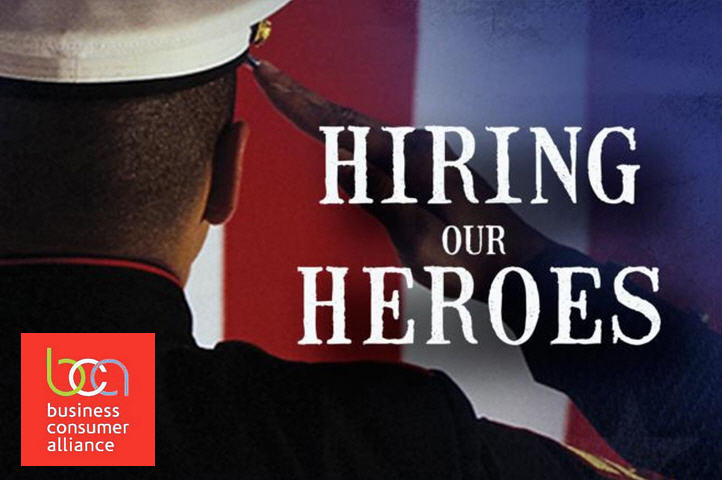Honoring Veterans by Hiring Them