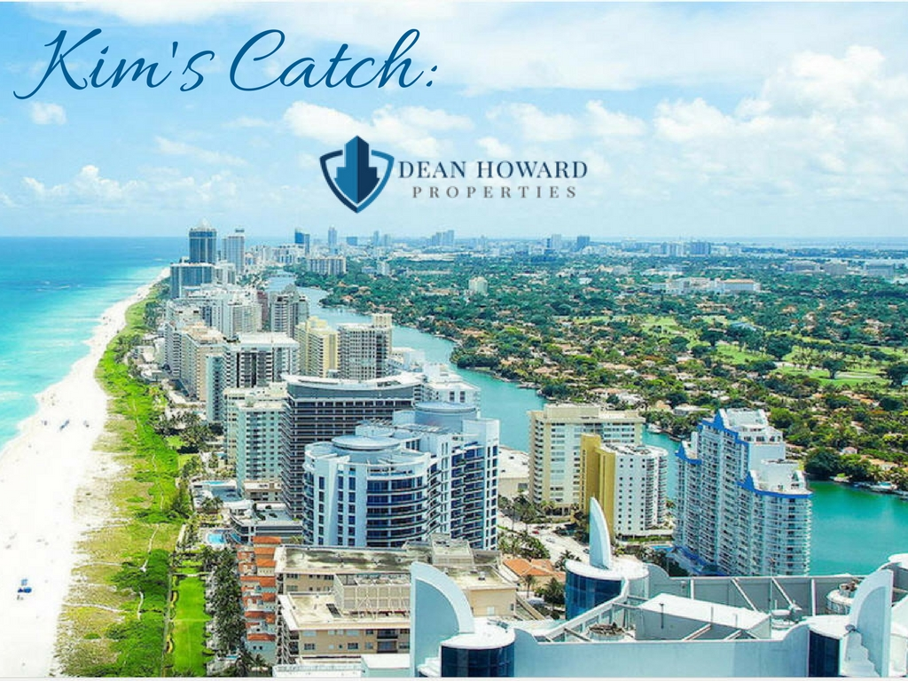 Kim's Catch:  Dean Howard Properties