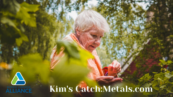 Kim's Catch: Metals.com Investments Melts Seniors Dreams