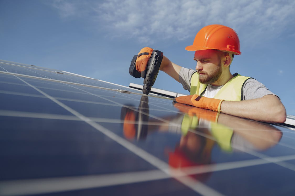 Home Improvement Contract Requirements for Solar Jobs