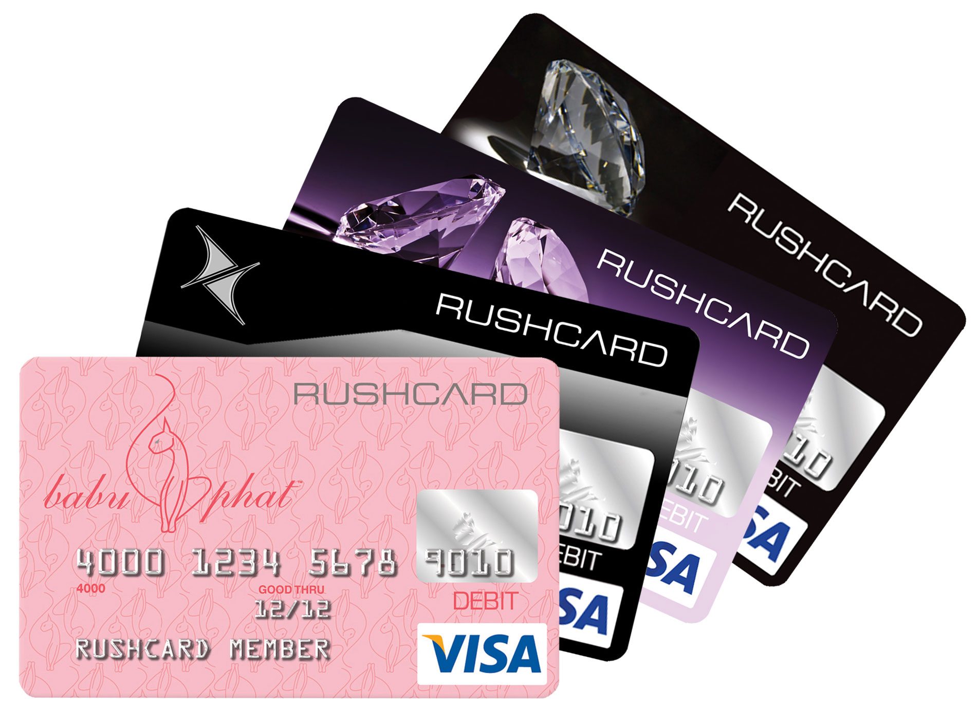 Helpful Information for RushCard and Other Prepaid Debit Card Users