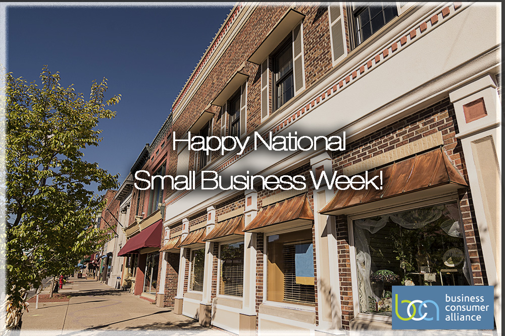 Happy Small Business Week