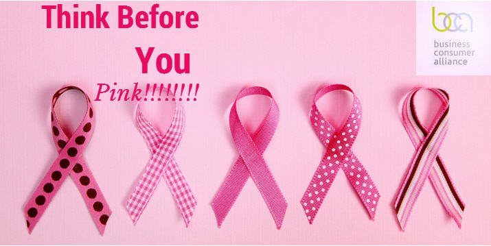 Breast Cancer Awareness Part 2: Avoiding Breast Cancer Awareness Scams
