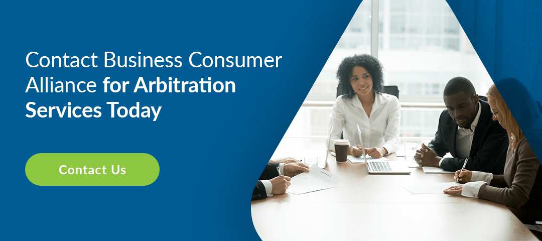 Contact Business Consumer Alliance